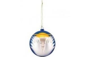 Palla per Albero di Natale Angioletto AMJ13 6