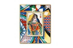 Svuotatasche Regina di Cuori TRAY2.REG01