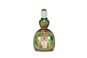 Bottiglia Olio 1 lt Joke Sicily Verde JOIL1.SIC01