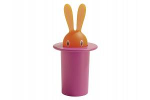 Portastuzzicadenti Rosa Magic Bunny ASG16 P