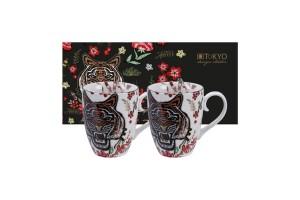 Set 2 Mug Magical Tiger 16691