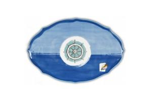 Piatto da Portata Ovale Piccolo Coastal PIAT6.COA01