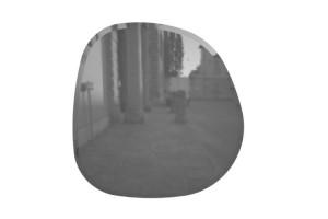 Specchio da parete Fumè Hawaii B 680180020