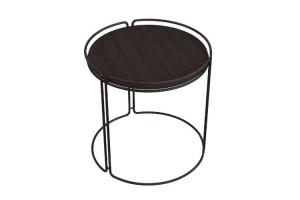 Tavolino rotondo Monolith Monojta02