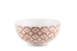 Tazza Bowl Rosa Tiles Baci Milano TBOW.TILE08