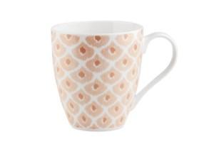 Mug Rosa Tiles Baci Milano TMUG2.TILE06