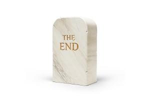 Pouf The End 1516 G13150