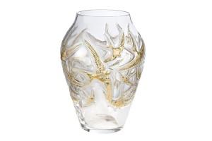 Vaso grande cristallo Rondini 10623800