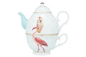Tea for One Flamingo A22018001